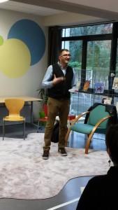 Conférence et ateliers bibliothérapie