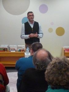 Formation bibliothérapie Lionel Aobdia