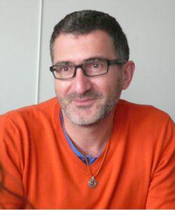 Lionel Aobdia Bibliothérapeute